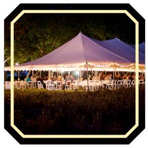Outdoor Event at Harvest House and Catering